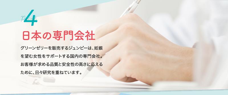 日本の専門会社